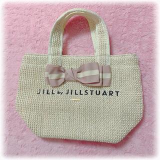 ジルバイジルスチュアート(JILL by JILLSTUART)のジルスチュアートのトートバッグ(ハンドバッグ)