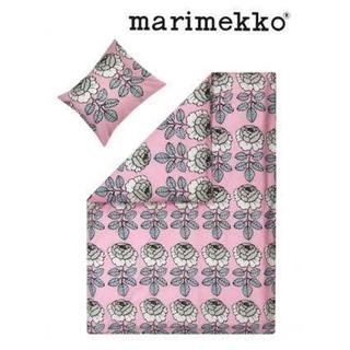 marimekko - 【新品】美品 ★ marimekko MAALAISRUUSU 布団&枕カバー