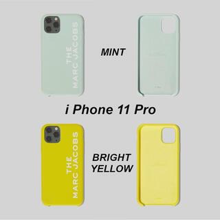 マークジェイコブス(MARC JACOBS)の【新品】MARC JACOBS iPhone11pro ケース(iPhoneケース)