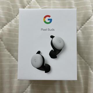 グーグルピクセル(Google Pixel)の【chip様専用】Google Pixel Buds clearly white(ヘッドフォン/イヤフォン)