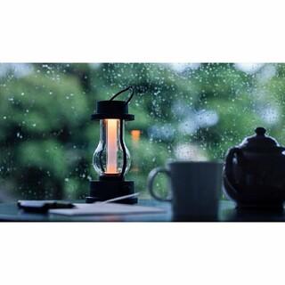 バルミューダ(BALMUDA)の新品未開封 BALMUDA The Lantern ザ・ランタン L02A-BK(ライト/ランタン)