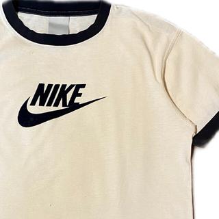 ナイキ(NIKE)の90's NIKE ナイキ Tシャツ リンガーT ヴィンテージ (Tシャツ/カットソー(半袖/袖なし))