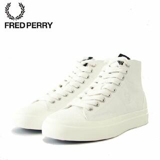FRED PERRY - 定13200円!フレッドペリー ヒューズミッド新品スニーカー!Web限定!