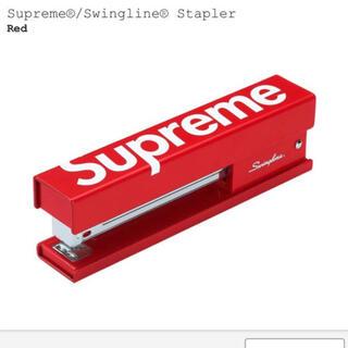 シュプリーム(Supreme)のSupreme シュプリーム ホッチキス レッド(その他)