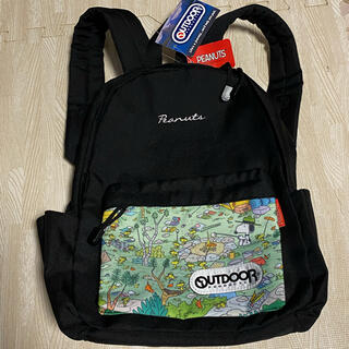 OUTDOOR PRODUCTS - OUTDOOR キッズリュック スヌーピー 新品未使用