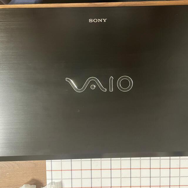 VAIO(バイオ)のSONY VAIO ジャンクPC スマホ/家電/カメラのPC/タブレット(ノートPC)の商品写真