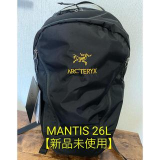 ARC'TERYX - 【新品未使用】 ARC'TERYX アークテリクス MANTIS  26