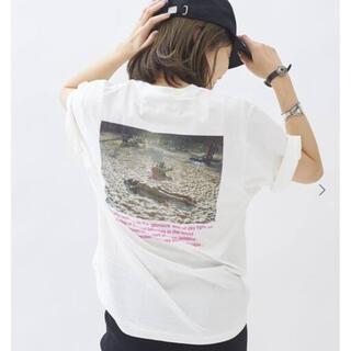 プラージュ(Plage)の【JANE SMITH/ジェーンスミス】 SP BEACH S/SL Tシャツ(Tシャツ(半袖/袖なし))