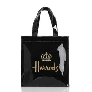 ハロッズ(Harrods)のHarrods ハロッズ 王冠柄 トートバッグ Sサイズ 新品(トートバッグ)