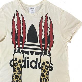 アディダス(adidas)のadidas JEREMY SCOTT Tシャツ アディダス ジェレミースコット(Tシャツ/カットソー(半袖/袖なし))
