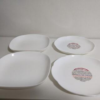 ヤマザキセイパン(山崎製パン)の4枚セット ヤマザキ春のパンまつり プレート(食器)