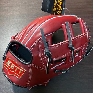 ZETT - グローブ 硬式用 ZETT ゼット 内野手用 新品未使用 タグ付き 野球
