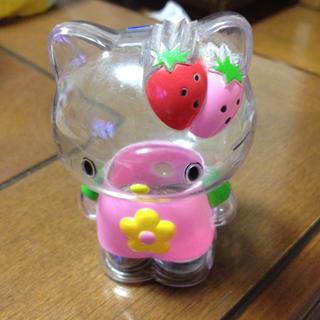 サンリオ(サンリオ)のキティちゃん 貯金箱(知育玩具)