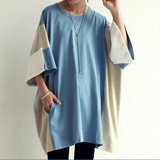antiqua アンティカ Tシャツ(Tシャツ(半袖/袖なし))