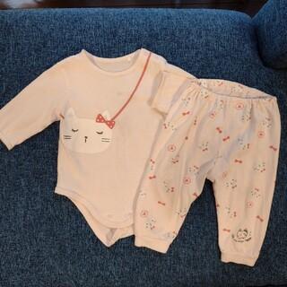 アカチャンホンポ(アカチャンホンポ)のパジャマ セット 70センチ(パジャマ)