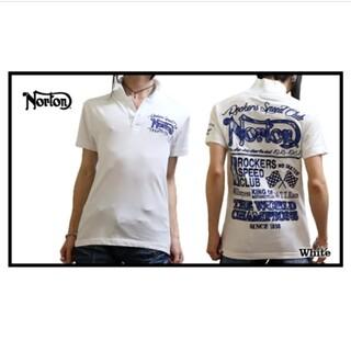 ノートン(Norton)のSALE!! 8629円→4890円新品NORTONノートン吸水速乾ポロ(ポロシャツ)