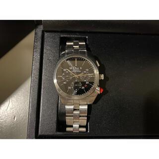 DIOR HOMME - Dior hommeディオールオム腕時計シフルルージュ美中古エディ期付属品完備