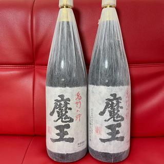魔王 1800ml 2本(焼酎)