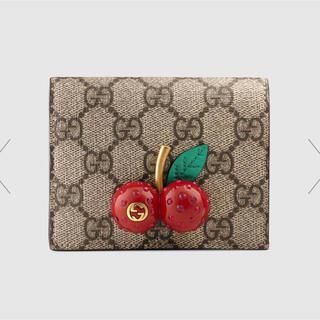 グッチ(Gucci)のGUCCIレディース折り財布(折り財布)