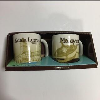 Starbucks Coffee - マレーシア お土産 スターバックス デミタスカップセット