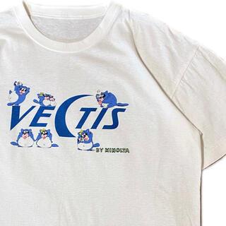 コニカミノルタ(KONICA MINOLTA)の80's Konica Minolta コニカミノルタ VECTIS Tシャツ(Tシャツ/カットソー(半袖/袖なし))