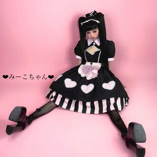 BABY,THE STARS SHINE BRIGHT - Sweet  cupcake ワンピース4点セット★黒 ロリィタ しゅくれどーる