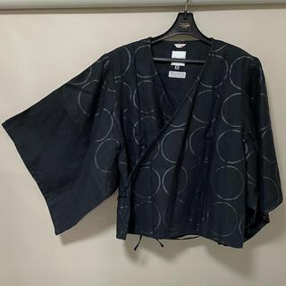 SOU・SOU - sou-souソウソウ 麻小袖寛衣/M