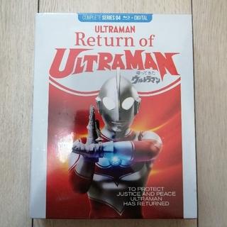 帰ってきたウルトラマン 全51話 ブルーレイ BOXセット 北米版(特撮)