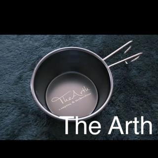 バリスティクス(BALLISTICS)の新品未使用 TheArt ブラック シェラカップ 深型 250(食器)