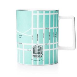 ティファニー(Tiffany & Co.)の⭐︎レア⭐︎⭐︎NY限定⭐︎Tiffany マグカップ (グラス/カップ)