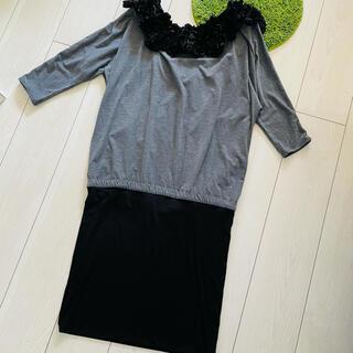 ダブルスタンダードクロージング(DOUBLE STANDARD CLOTHING)の美品 p;kuku マタニティ クク ダブルスタンダード(マタニティワンピース)