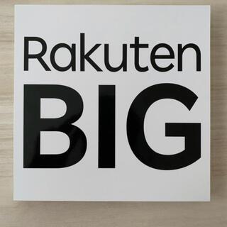 Rakuten - Rakuten Big (手帳型ケース+液晶保護シート付き)