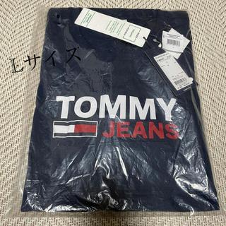 トミー(TOMMY)のtommy jeans ロンT Lサイズ(Tシャツ/カットソー(七分/長袖))