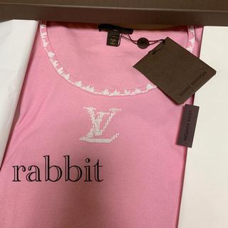 ルイヴィトン(LOUIS VUITTON)のルイヴィトン 中袖ニットシャツ 新品💕(Tシャツ(長袖/七分))