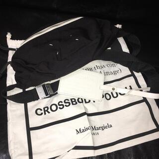 Maison Martin Margiela - Maison Marthin Margiela 保存袋付き ショルダーバッグ