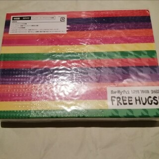 キスマイフットツー(Kis-My-Ft2)のKis-My-Ft2/ FREE HUGS! 初回盤DVD(ミュージック)