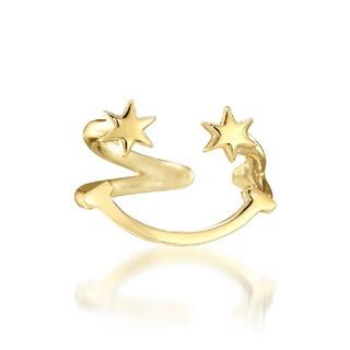STAR JEWELRY - STAR JEWELRY GIRL  スマイル イヤーカフ