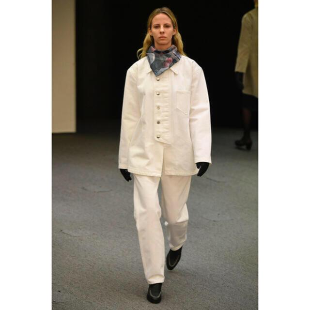 Maison Martin Margiela(マルタンマルジェラ)のnamacheko 20aw MANNI DENIM OVER SHIRT メンズのジャケット/アウター(Gジャン/デニムジャケット)の商品写真