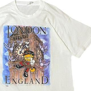 ディズニー(Disney)の80's ガーフィールド Tシャツ ヴィンテージ (Tシャツ/カットソー(半袖/袖なし))