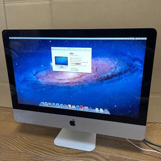アップル(Apple)のiMac 21.5 Mid2011 CORE i7 16GB 2TB(デスクトップ型PC)