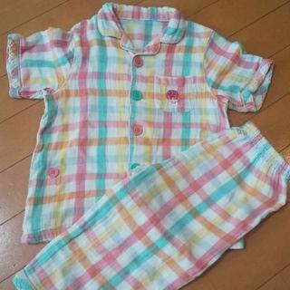コンビミニ(Combi mini)のコンビミニ 110 半袖ガーゼパジャマ(パジャマ)