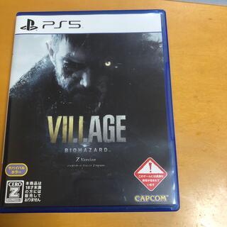 PlayStation - バイオハザード8 ヴィレッジ Z Version PS5