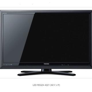 トウシバ(東芝)の[値下げ中]テレビ レクザ 東芝 42インチ(テレビ)