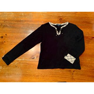 バーバリー(BURBERRY)のBURBERRY LONDON カットソー 160(Tシャツ/カットソー)