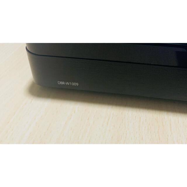 東芝(トウシバ)のREGZAブルーレイレコーダー DBR-W1009  2020年製 スマホ/家電/カメラのテレビ/映像機器(ブルーレイレコーダー)の商品写真