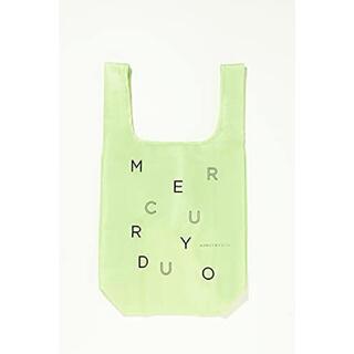 集英社 - MORE 7月号 付録 MERCURYDUO ライムグリーン色エコバッグ