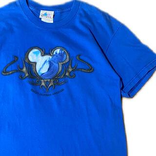 ディズニー(Disney)の90's Disney ミッキーマウス Tシャツ ヴィンテージ (Tシャツ/カットソー(半袖/袖なし))