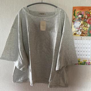 サマンサモスモス(SM2)の新品*SM2*BIGTシャツ(Tシャツ(半袖/袖なし))
