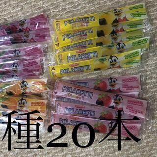 コストコ - コストコ ポラレッティ アイスキャンディ 20本