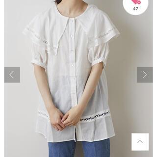 ナイスクラップ(NICE CLAUP)のナイスクラップ 半袖シャツ(シャツ/ブラウス(半袖/袖なし))